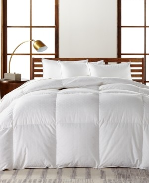 Hotel Collection European White Goose Down Heavyweight King Comforter, Hypoallergenic UltraClean Down, Created for Macy's Bedding