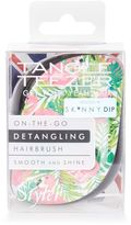 Skinny Dip The compact tangle teezer x skinnydip in palm flamingo