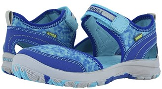 Merrell Hydro Monarch 3.0 (Toddler/Little Kid/Big Kid) (Blue/Turquoise) Girl's Shoes