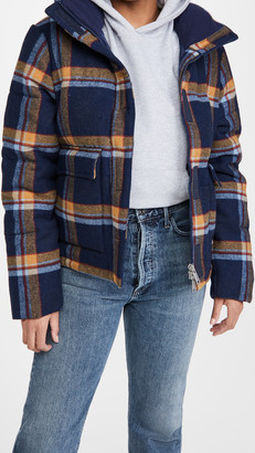 Penfield Wyeford Check Jacket