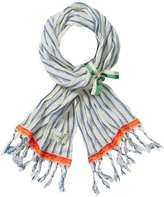 Scotch & Soda Striped Beach Scarf