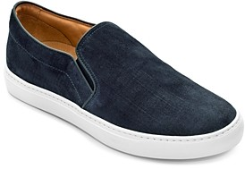 To Boot Men's Cordoba Scratched Slip On Sneakers