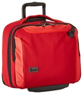 Crumpler The Dry Red No 9 Laptop Briefcase on Wheels