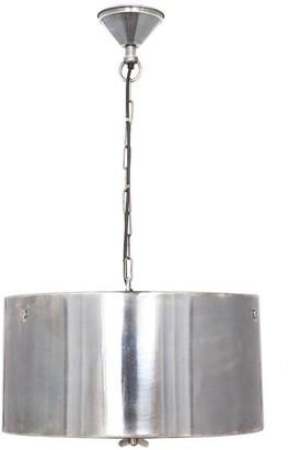 Emac & Lawton Lexington Ceiling Lamp Antique Silver