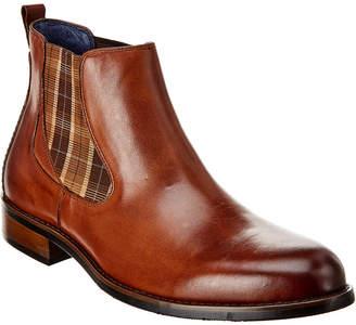 Robert Graham Baum Leather Boot