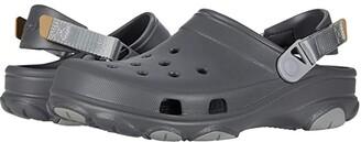 Crocs Classic All Terrain Clog (Slate Grey) Clog Shoes