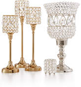 Godinger Lighting by Design Crystal Candle Holder Collection