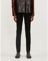 Joseph Zoran slim-fit high-rise stretch-gabardine trousers