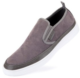 MIO Marino Men's Urbane Suede Slip-ons Loafers Men's Shoes