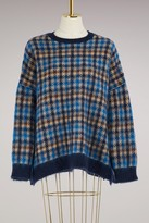 Stella McCartney Wool large sweater