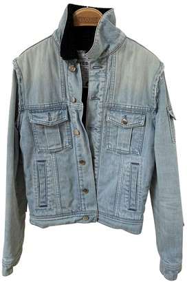 Filles a papa Blue Denim - Jeans Jackets