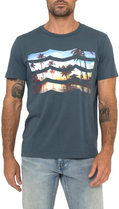 Sol Angeles Sun Soaked Waves Graphic Tee