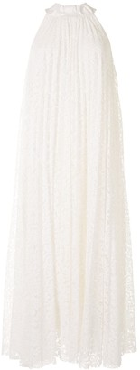 Bambah Lace Tent Maxi Dress