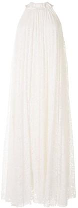 Bambah Lace Tent Maxi Dress