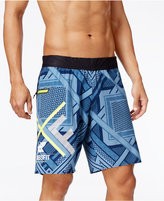 Reebok Men's Printed CrossFit Shorts
