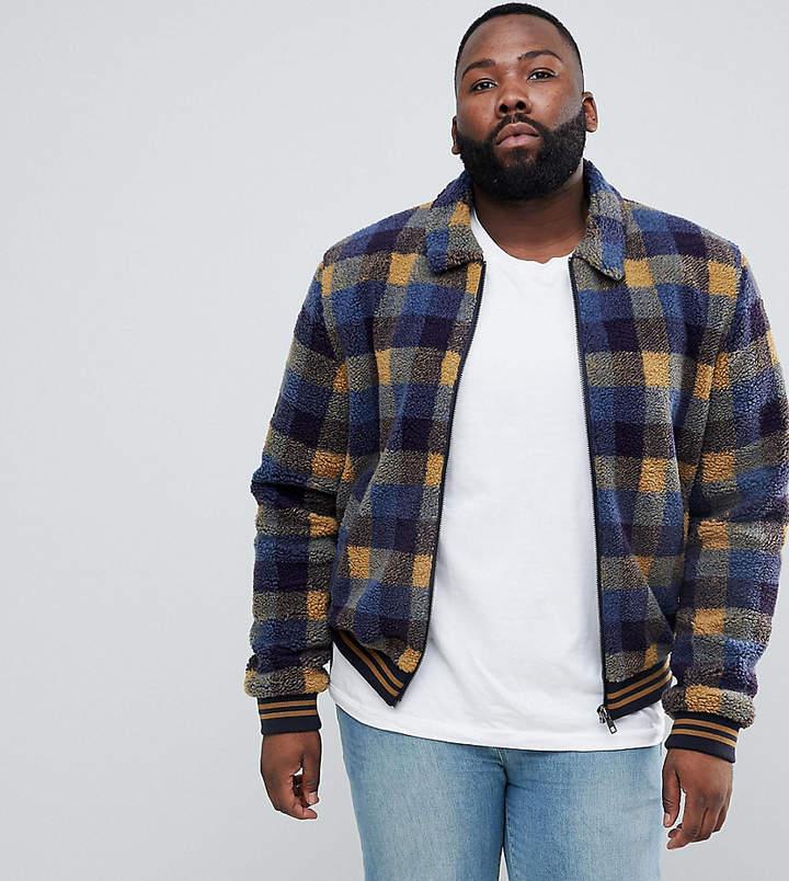 dd5183259424d Asos Blue Men's Jackets - ShopStyle