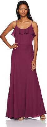 Lucy-Love Lucy Love Women's Maxi Celebration Bridesmaid Dress