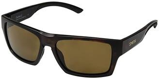 Smith Optics Outlier 2 (Matte Tortoise/Brown ChromaPoptm Polarized Lens) Athletic Performance Sport Sunglasses