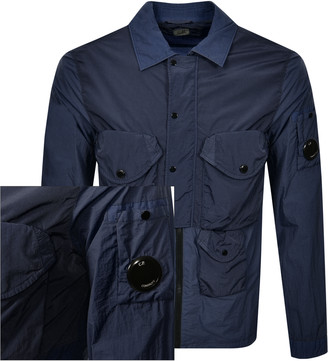 C.P. Company Overshirt Jacket Navy