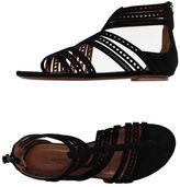 Alaia Toe post sandal