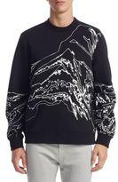 Diesel Black Gold Graphic Sweatshirt
