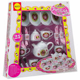 Alex Ultimate Porcelain Tea Set Party Play Food
