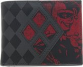 Bioworld Wallet - DC Comics - Harley Quinn Bi-Fold New Toys Licensed mw2qsedco