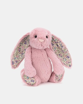 Jellycat Girl's Pink Animals - Blossom Bashful Bunny Small - Size One Size at The Iconic