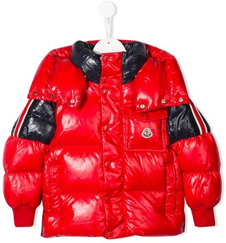 Moncler Enfant Oversized Padded Jacket
