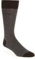 BOSS Men's 'Marc Design' Stripe Socks