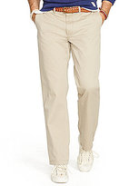 Polo Ralph Lauren Relaxed-Fit Flat-Front Chino Pants