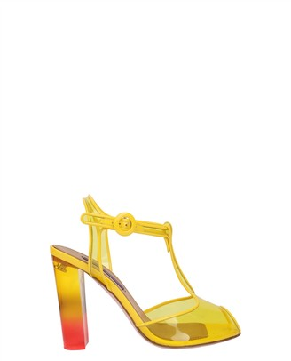 Ralph Lauren Yellow Katy Sandals