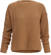 Dagmar Noelle Safari Tan Sweater