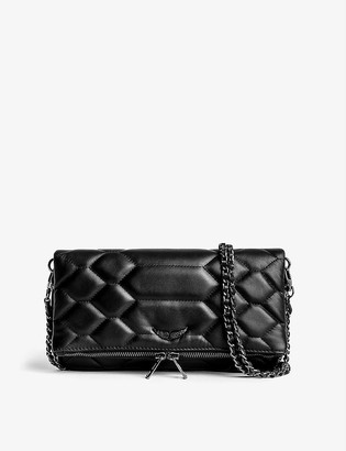 Zadig & Voltaire Rock leather cross-body bag