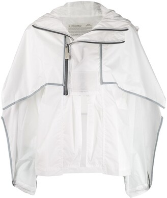 A-Cold-Wall* Hooded Cape Jacket