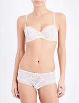 Passionata Adorable lace half-cup bra