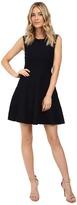 XOXO Dot Jacquard Dress