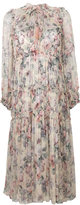 Zimmermann Jasper floral ruffle dress