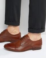 Aldo Sagona Leather Derby Shoes