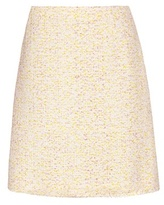 Giambattista Valli Cotton-blend Bouclé Skirt