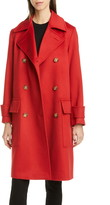 Burberry Earsdon Double Breasted Cashmere Coat
