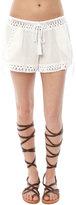 Anna Kosturova Giza Shorts