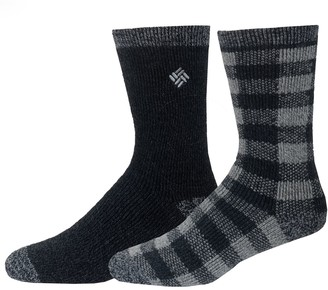Columbia Men's 2-pack Wool-Blend Socks
