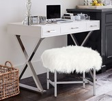 Pottery Barn Ava Desk with Drawers