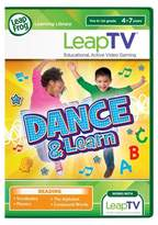 Leapfrog LeapTV Dance! Educational, Active Video Game