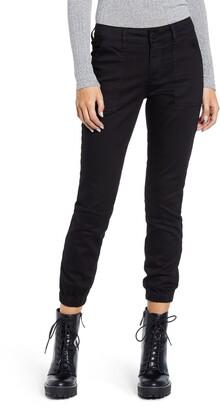 Prosperity Denim Porkchop Pocket Crop Jogger Jeans