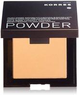 Korres Wild Rose Brightening Flawless Finish Compact Powder - WRP2 (Golden Fair)