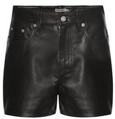 Calvin Klein Jeans Exclusive To Mytheresa.com – Leather Shorts