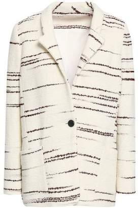 BA&SH Jacquard Coat