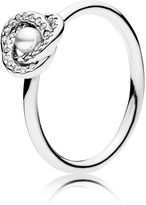 Pandora Luminous Love Knot Ring